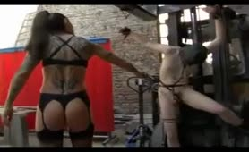 Empress Cruel - CBT Tortured male slave