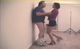 Ballbusting the hubby