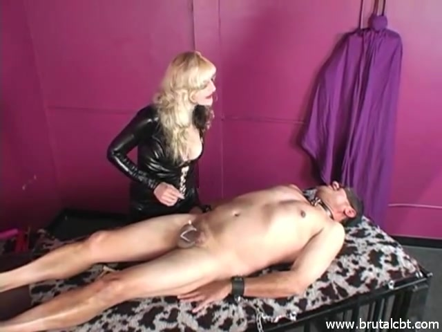 CBT for the slave boy