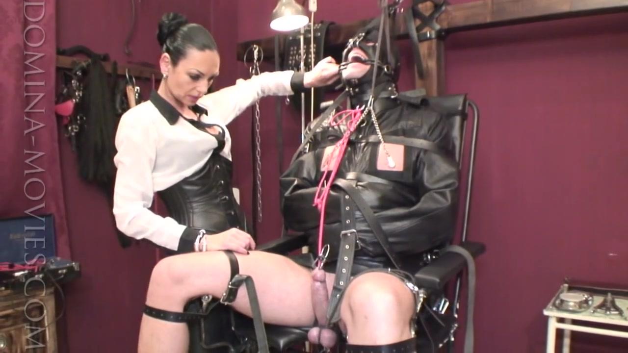 Pervert Ball Torture and Femdom