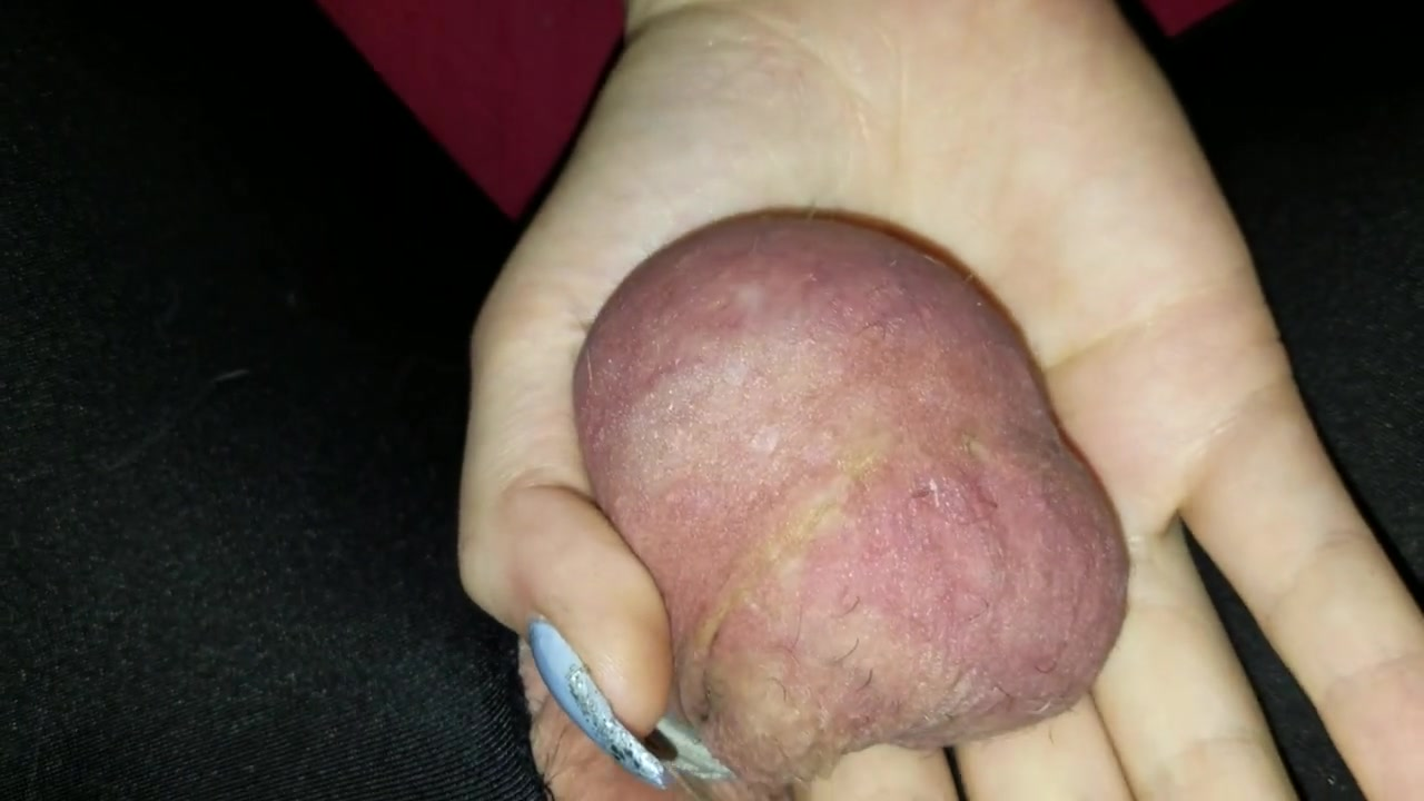 CBT - Balls in her Fists