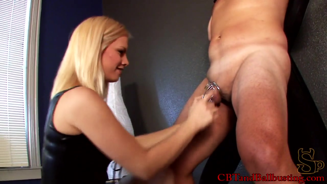 Remarkable, cbt femdom chastity can, too