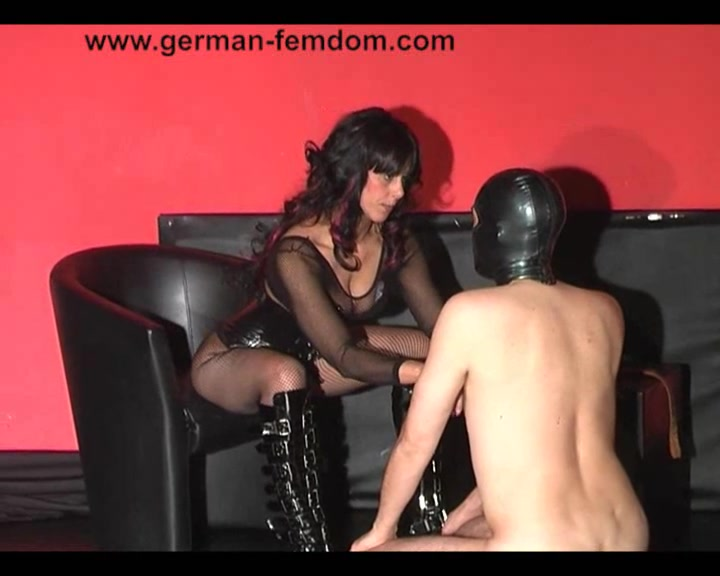Strict German Mistress