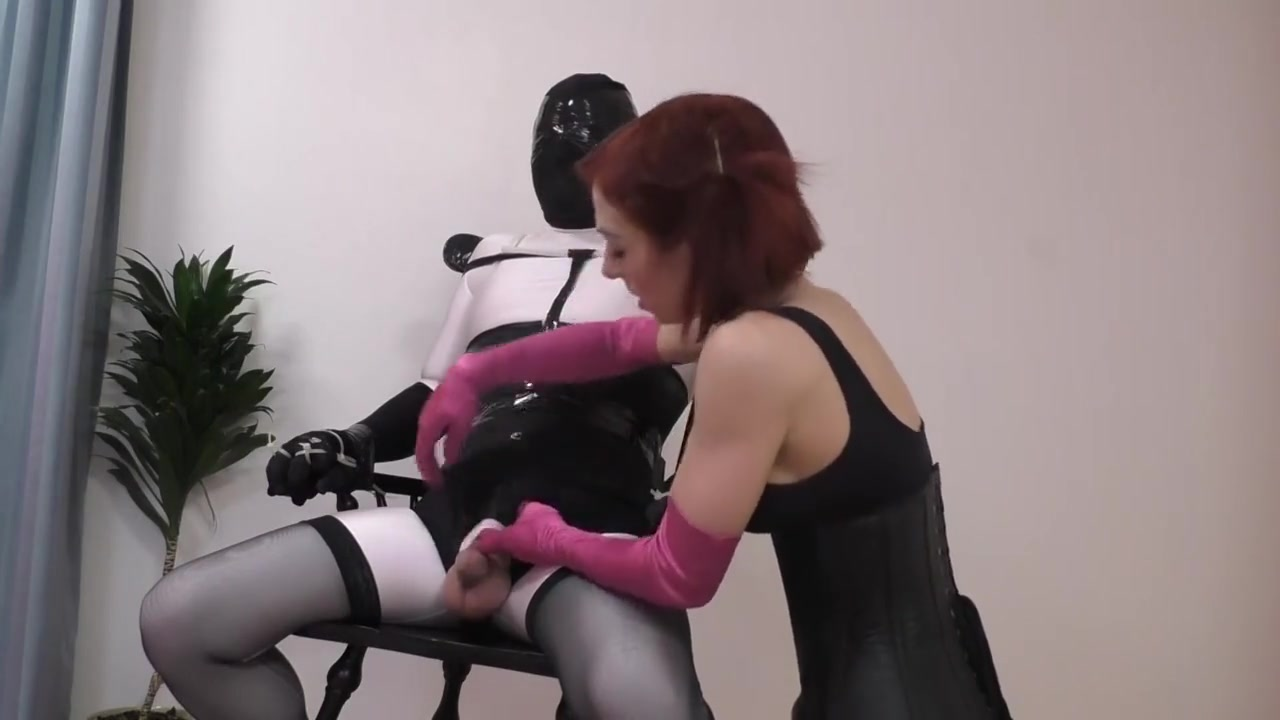 Tease and Deny While Restrained