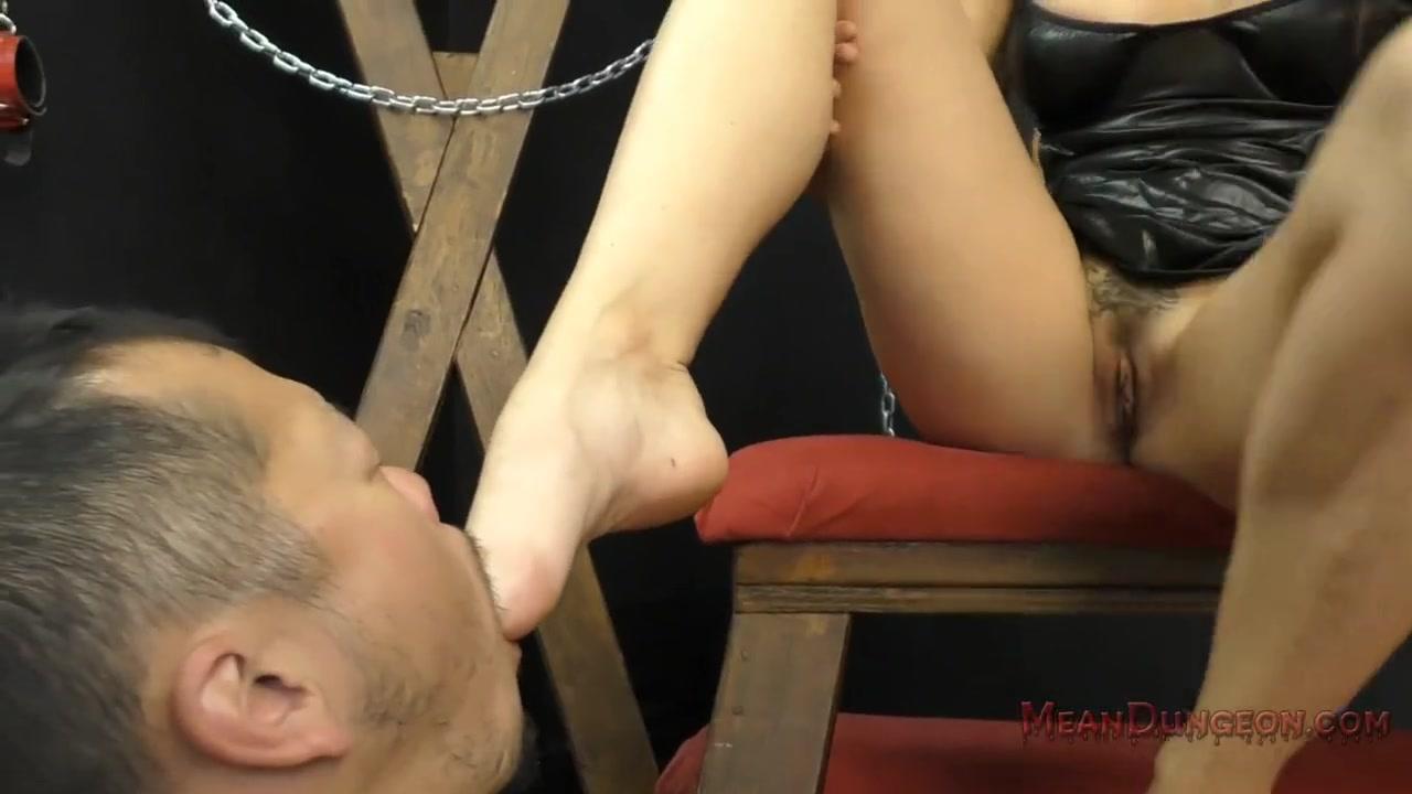 Worshiping Chanel Preston's Feet