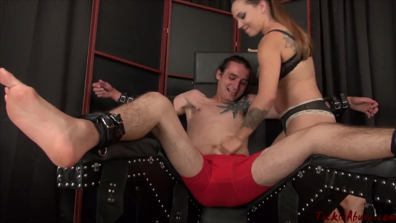 Femdom Tickle Torture