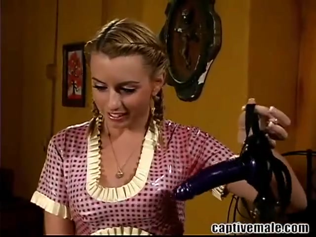 Lexi Belle Dominates Danny Wylde - Femdom