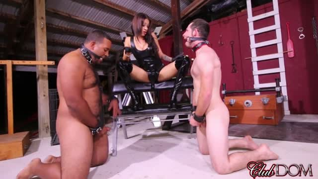 Jamie Valentine - Strap-on for skank boys