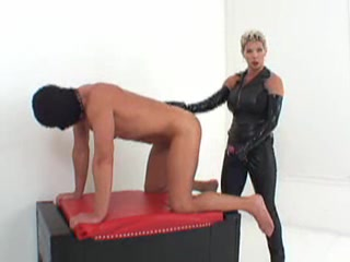 Pegging Her Sub - Part 1
