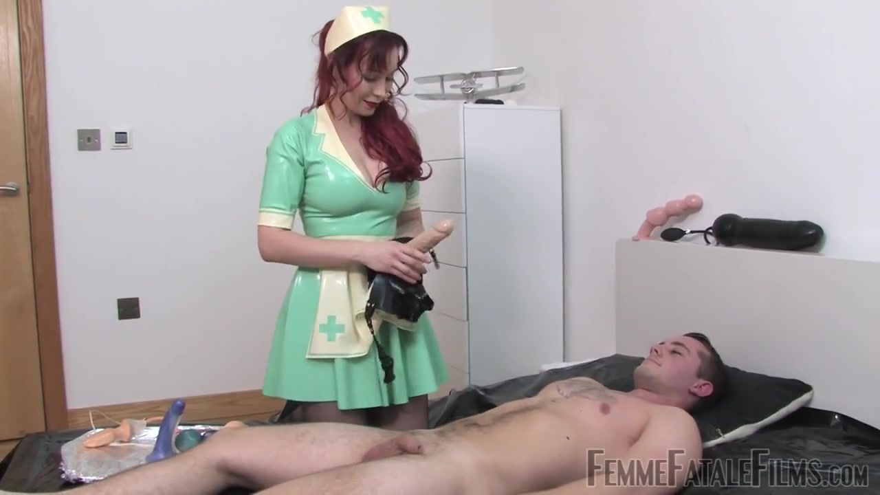 Pegging Nurse