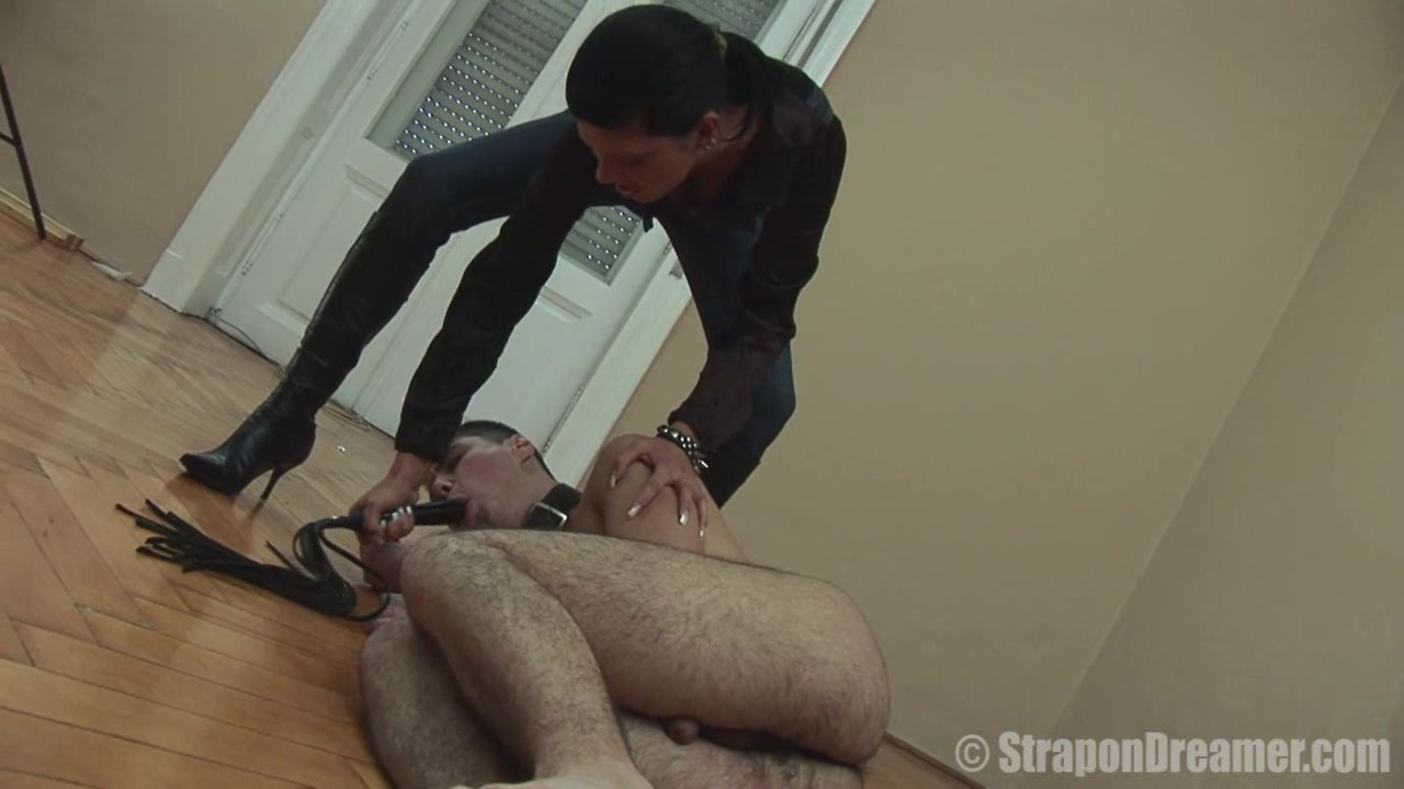 Strapon Dreamer - Pegging Strict broad