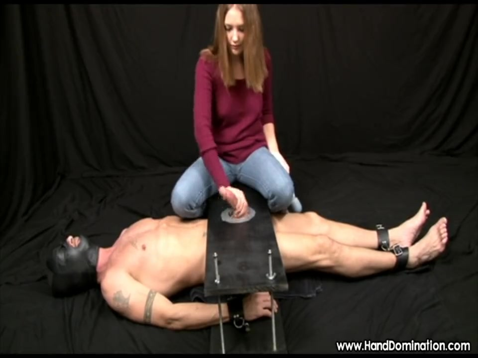 Hand Domination Handjob
