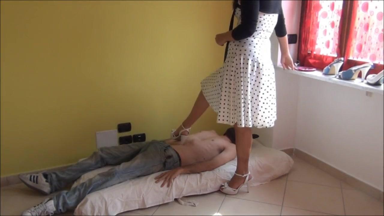 Trampling the slave