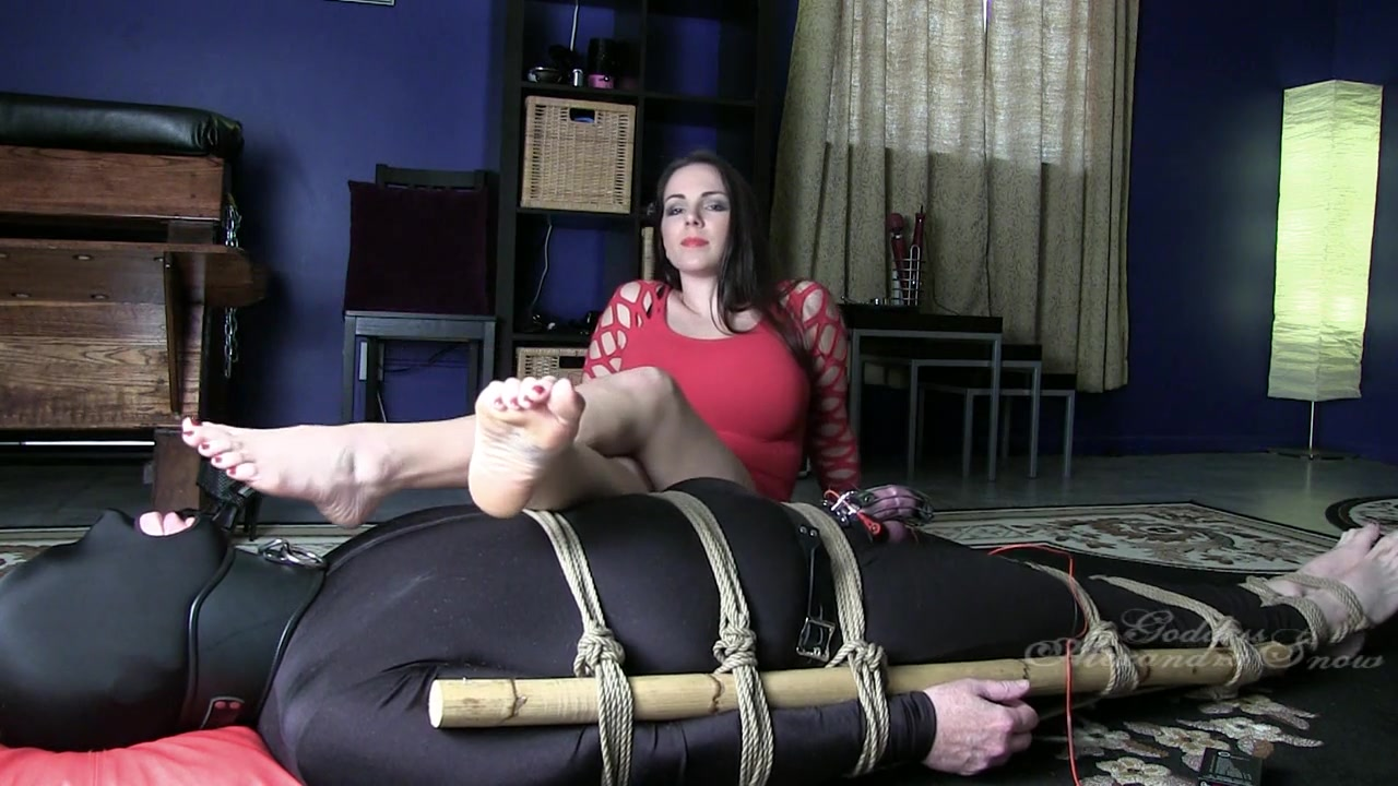 Tease for a Male Slave