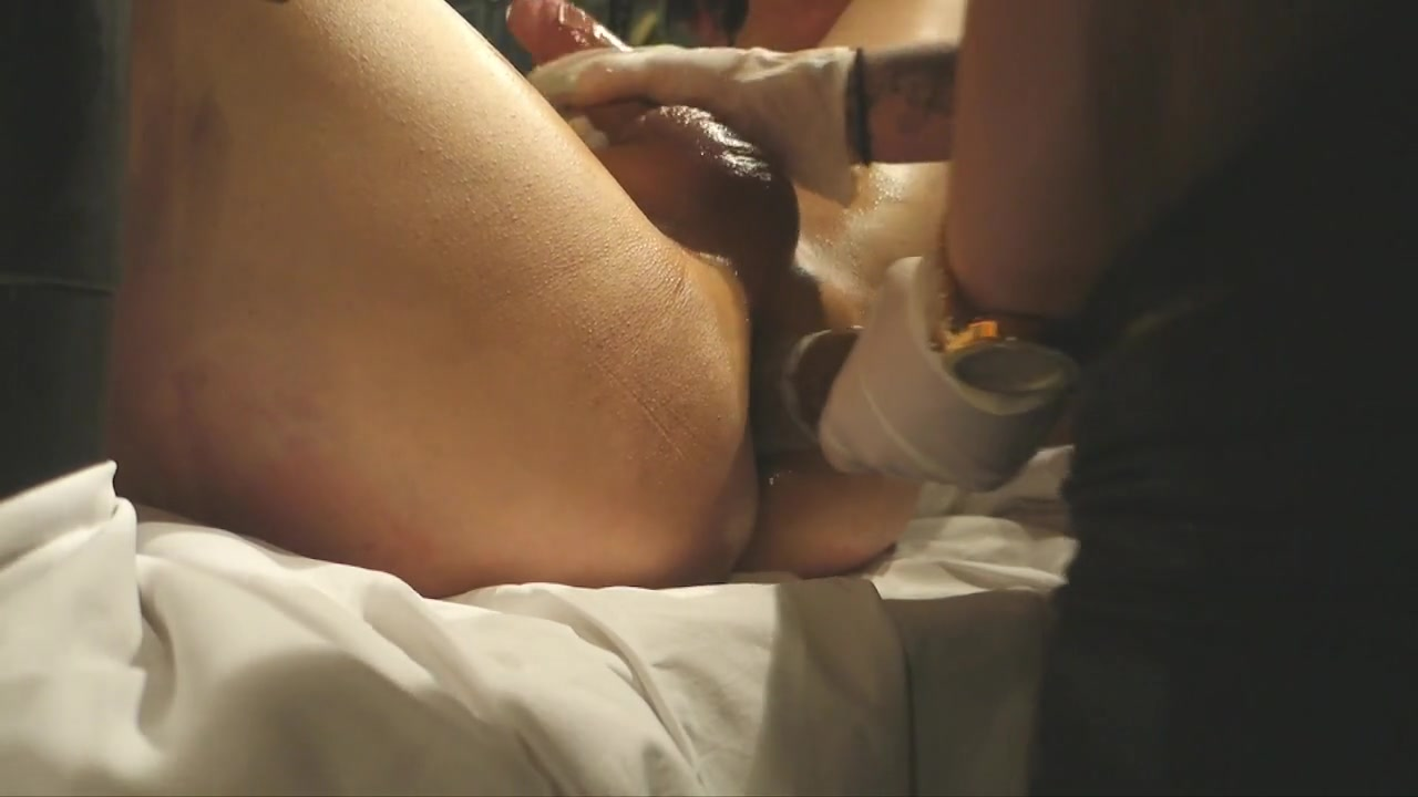 White man Toyed By ebony Mistress