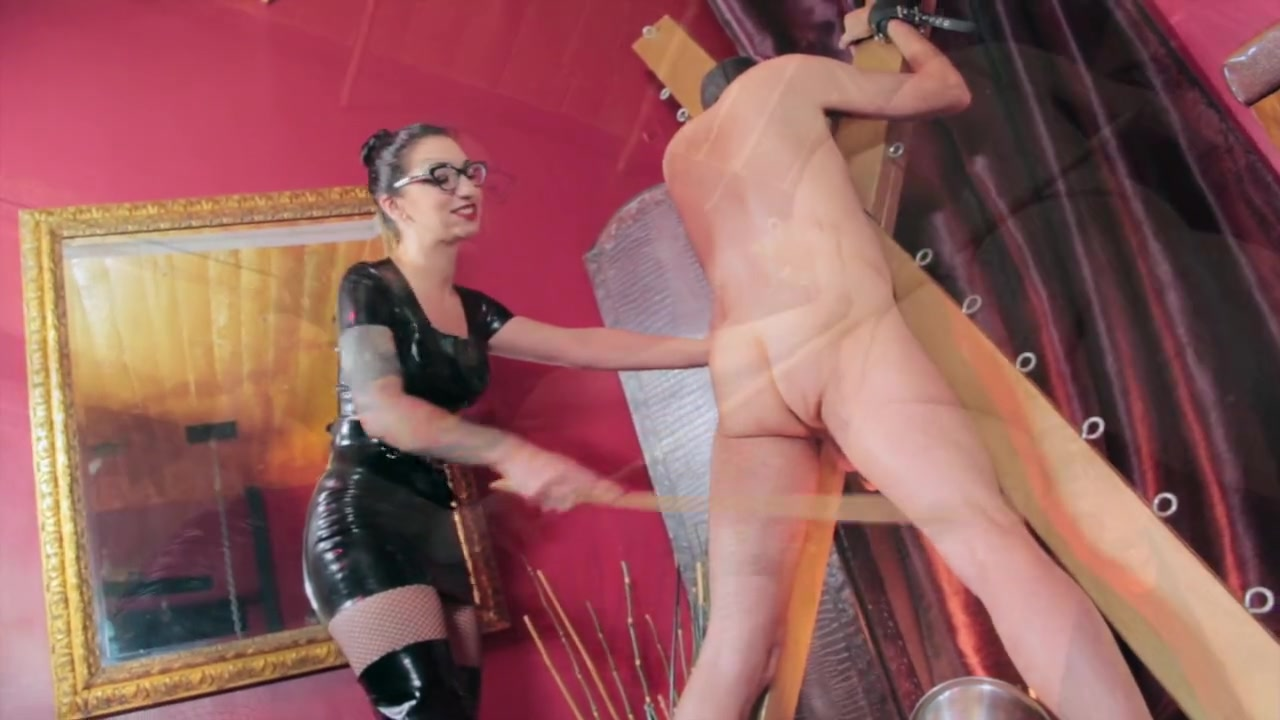 Cybill Troy - Preemptive Caning Discipline