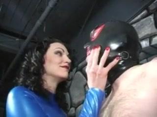 Brutal Ballbusting Mistress