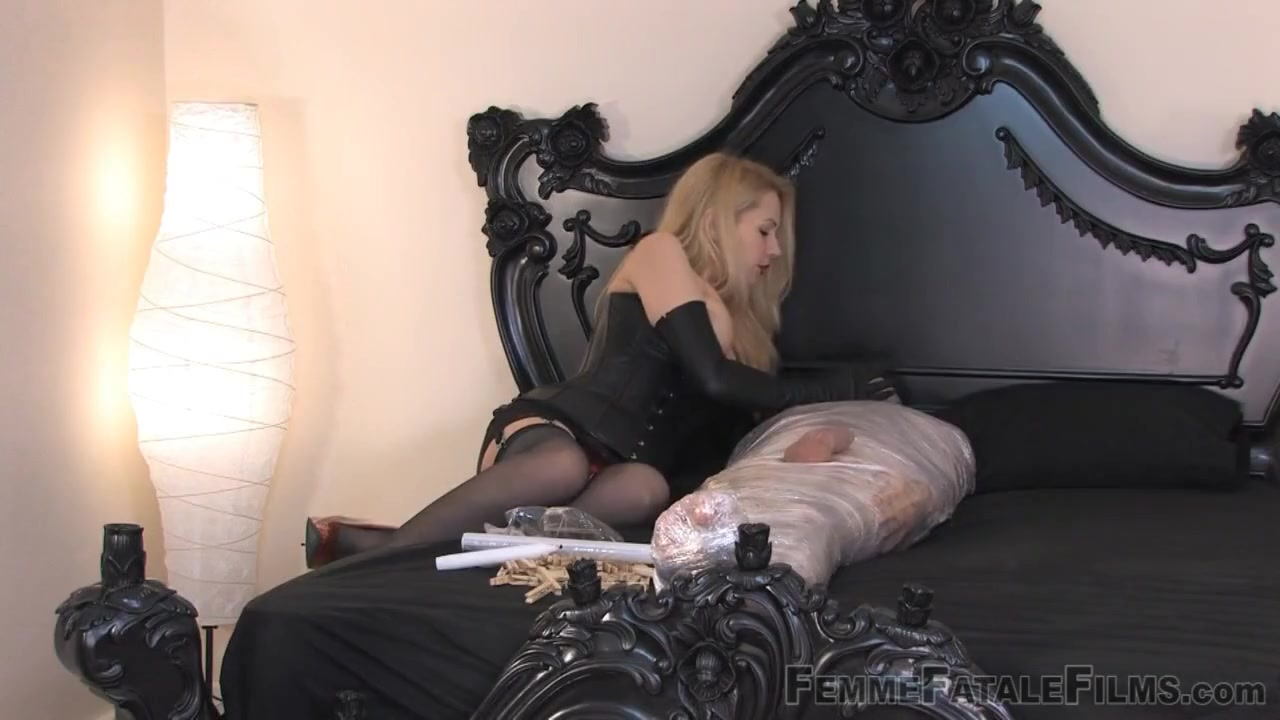 Mummification and Ballbusting
