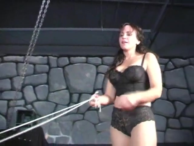 Slave's Balls to Bust