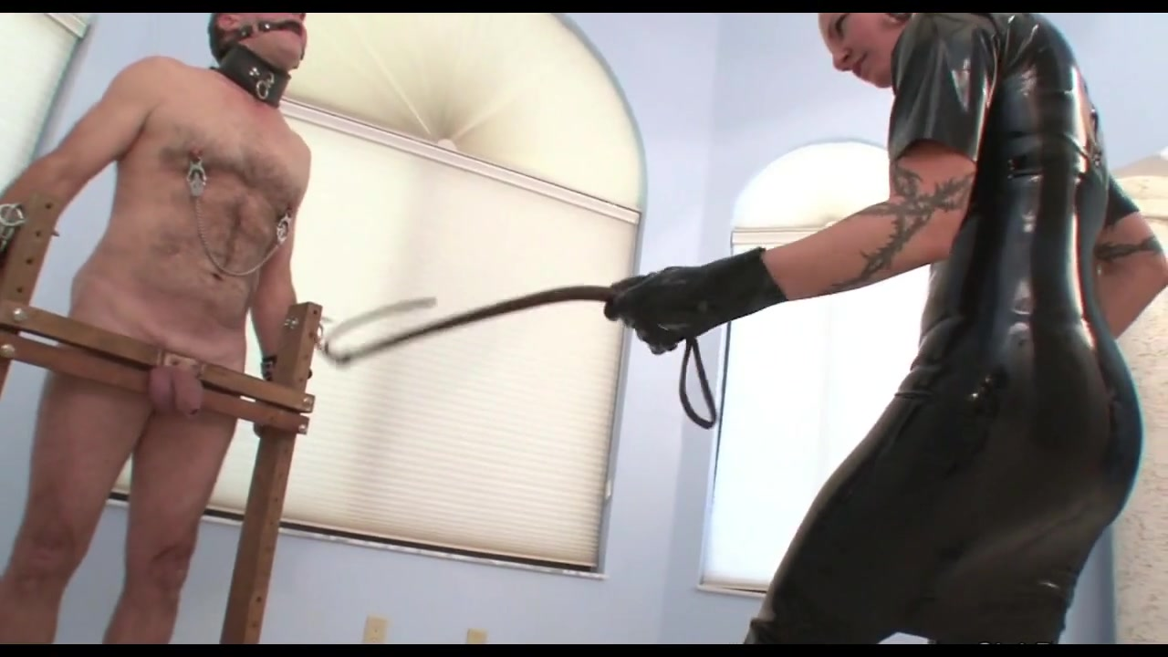 Extreme CBT Whipping Punishment