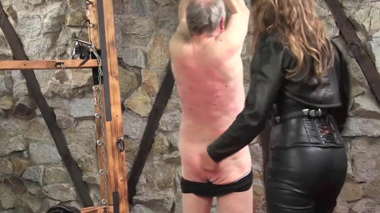 girl Pascal Punishing the Slave