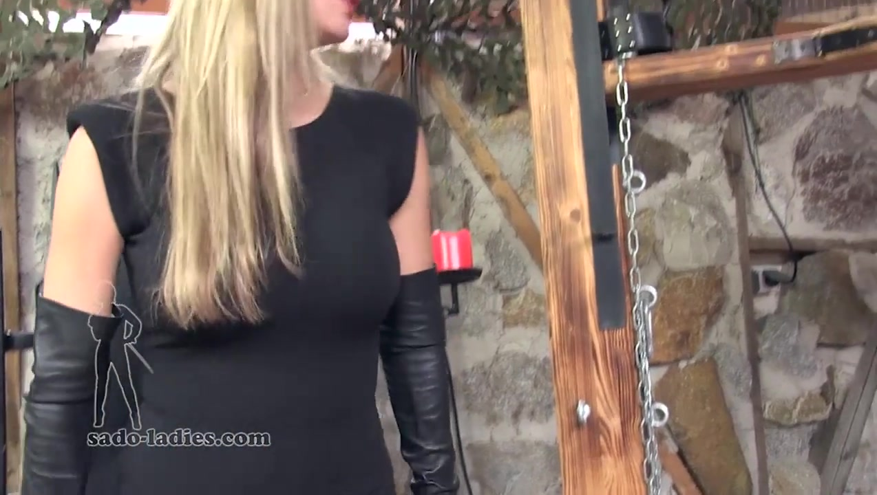 Ruined Handjob by Mistress