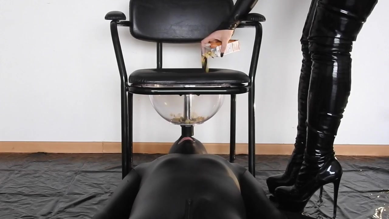 On The Menu Today for You Slave