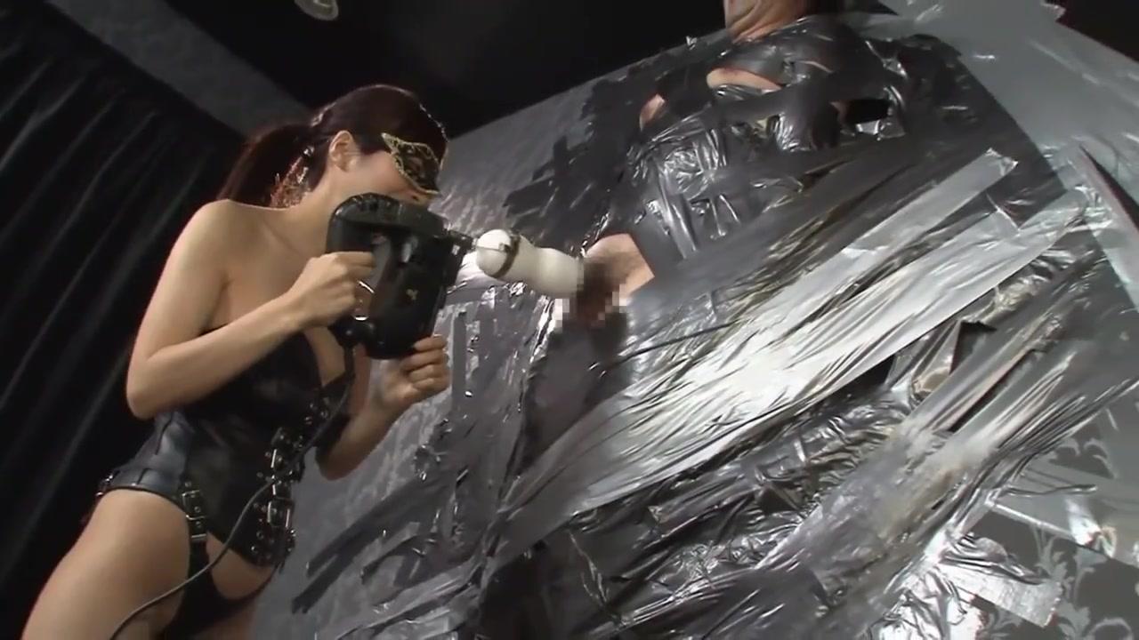 Japanese Post orgasm Torture - Censoned