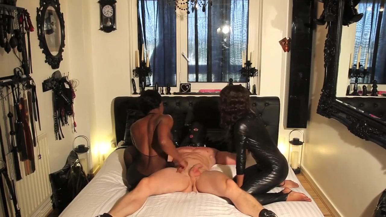 Slave Training Begins