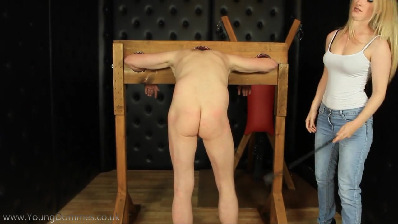 Caning Strict Mistress