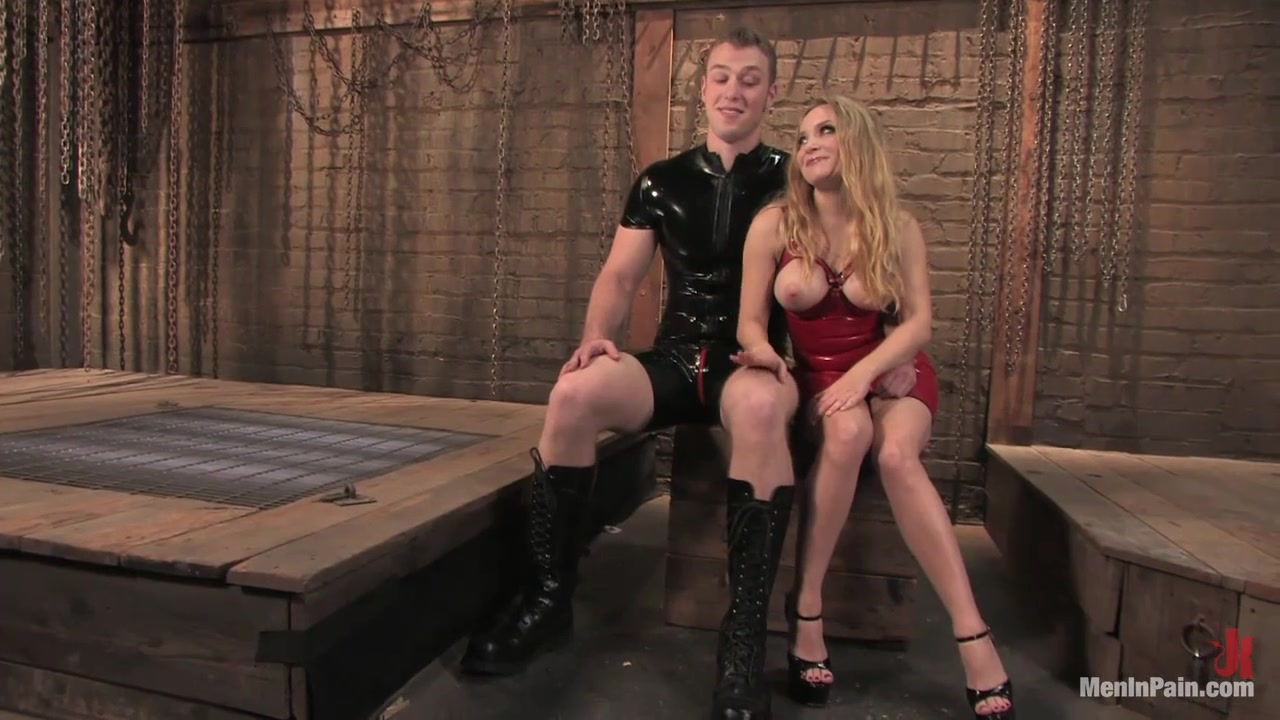 Latex BF and Aiden Starr