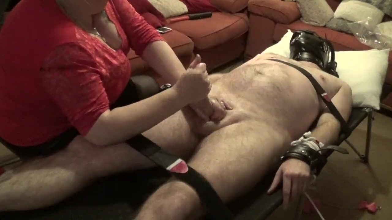 Edging and Post climax Torture