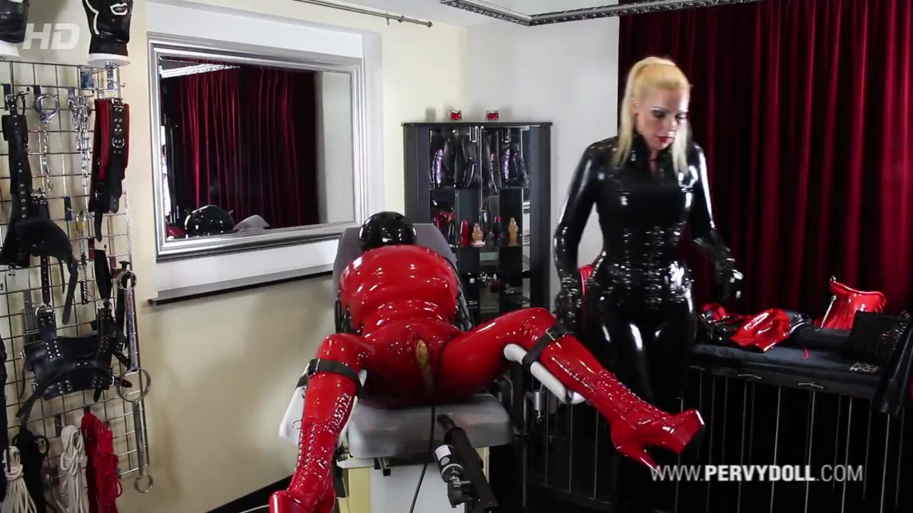 Inflatable Rubber Femdom