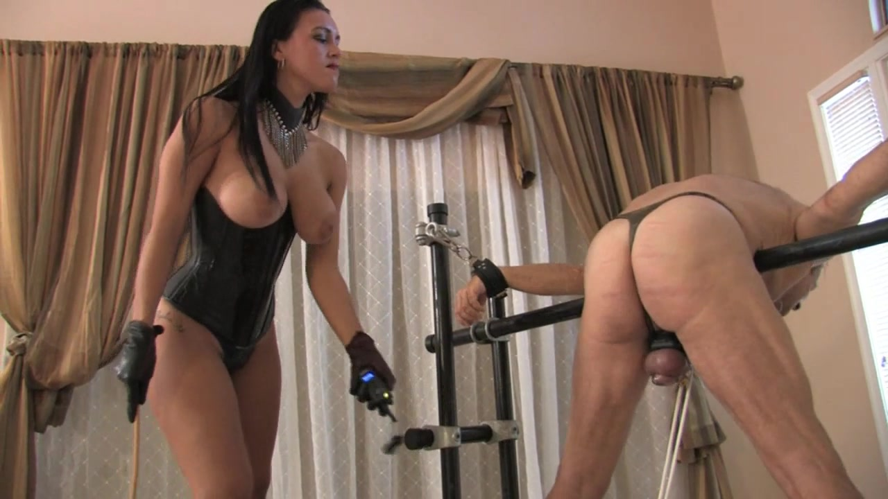 Megan Jones Delivers Hardcore Caning