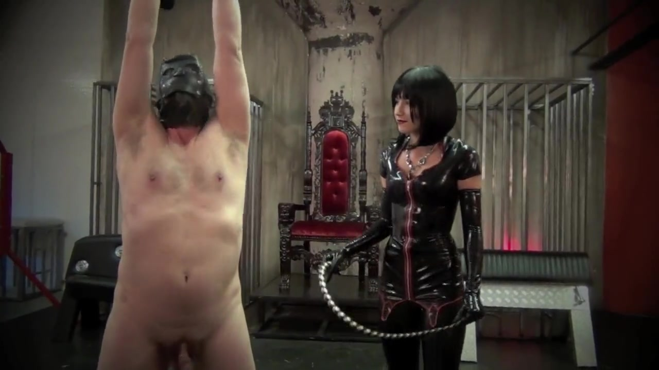 Nikki Delivers Whipping