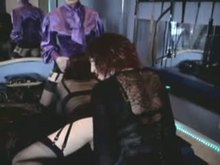 Trans Mistress in PVC