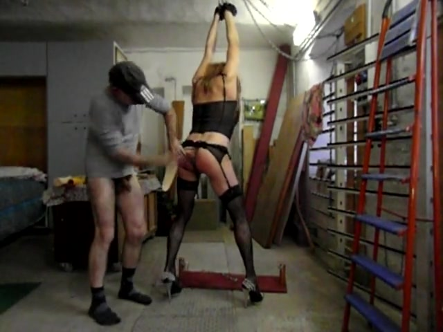 Slave Sissy and Master