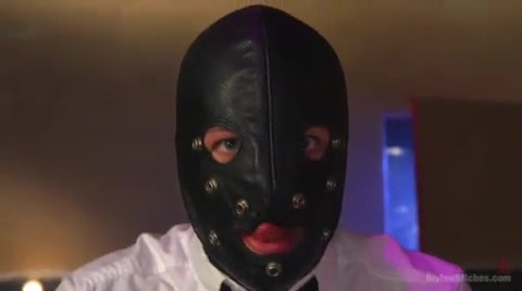 Sissy Bitch in Use - Pegged and Dominated