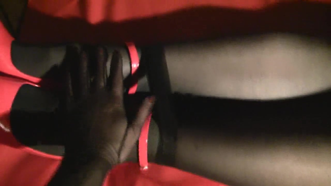Nylon Encasement For Cock and Balls