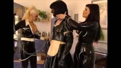 Mistress Stella and Rubber Sissy hoes